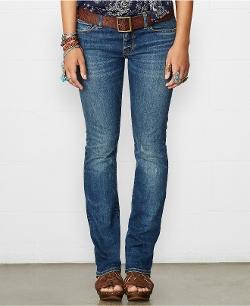 Ralph Lauren Denim & Supply - Straight-Leg, Bayfest Wash Jeans