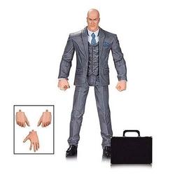 DC Comics - Lex Luthor By Lee Bermejo Action Figure