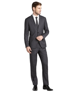 Armani - Wool Two Button Suit