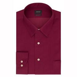 Arrow -  Classic-Fit Sateen No-Iron Point-Collar Dress Shirt