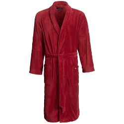 Tommy Hilfiger - Long Sleeve Plush Robe