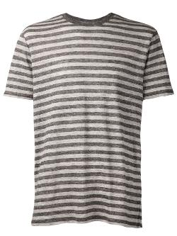 Vince - Striped T Shirt