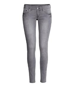 H & M - Super Skinny Super Low Jeans