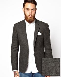 Asos - Wool Slim Blazer