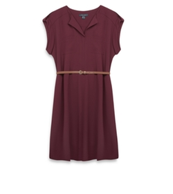 Primark - Belted Crêpe Dress