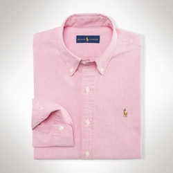 Ralph Lauren - Solid Oxford Sport Shirt