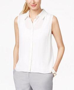 CeCe by Cynthia Steffe  - Sleeveless Blouse