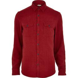 Red Flannel - Long Sleeve Shirt