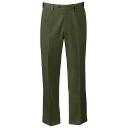 Croft & Barrow - Classic-Fit No-Iron Flat-Front Pants