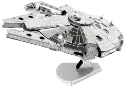 Fascinations - Star Wars Metal Earth Millennium Falcon Model
