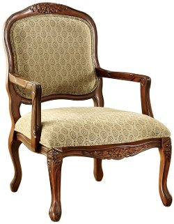 Furniture of America  - Sonoma English Style Armchair