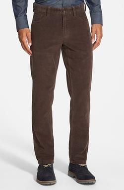 Nordstrom - Straight Leg Corduroy Pants