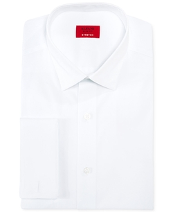 Alfani - Spectrum Slim-Fit French Cuff Shirt