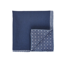 Fairfax - Reversible Pocket Square