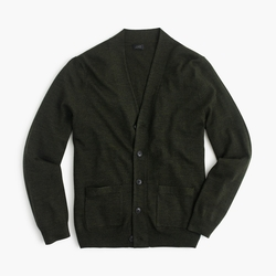J.Crew - Merino Wool Cardigan Sweater