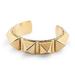 C Wonder - Dome Pyramid Stud Cuff