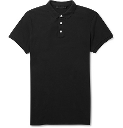 Marc by Marc Jacobs  - Cotton-Piqué Polo Shirt