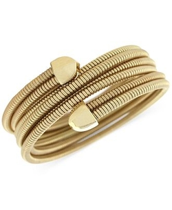 BCBGeneration  - Coil Stretch Wrap Bracelet