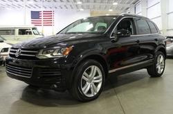 Volkswagen - Touareg SUV
