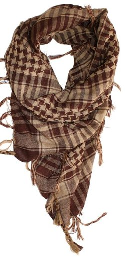 Truman & Sons -  Cotton Keffiyeh Scarf