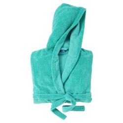 PB Teen - Classic Short Robe With Hood