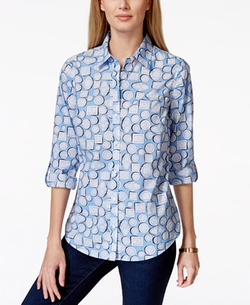 Charter Club - Button-Down Shirt