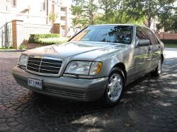 Mercedes-Benz  - 1995 S500 Sedan