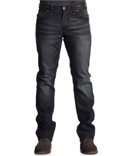Affliction - Ace Slim Straight-Leg Jeans