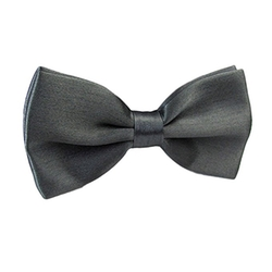 Startby  - Adjustable Neck Solid Bow Tie