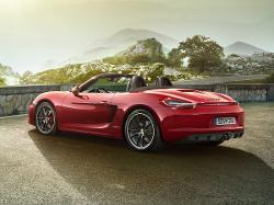 Porsche - Boxster GTS