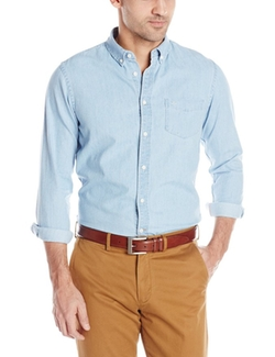 Dockers - Button-Down Chambray Shirt