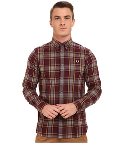 Fred Perry - Marl Winter Check Shirt