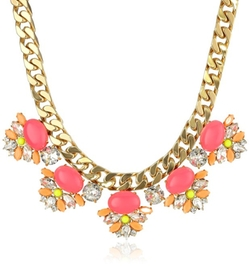 Juicy Couture - Gemstone Statement Necklace