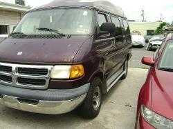 Dodge  - 2000 Ram Van