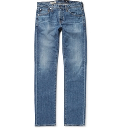 AG - Matchbox Slim-Fit Rinse Denim Pants