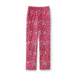 Pink K - Plush Lounge Jacket & Pajama Pants