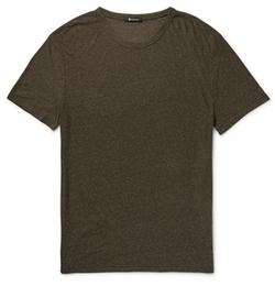 T By Alexander Wang  - Slub Jersey T-Shirt
