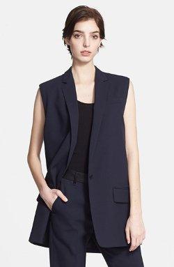 Rag & Bone - François Oversized Wool Vest