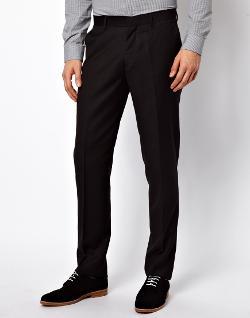 Vito - Suit Pants In Black