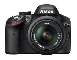 Nikon  - D3200 24.2 MP CMOS Digital SLR