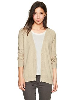 Gap - Eversoft V-Neck Cardigan