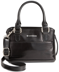 Giani Bernini - Glazed Mini Boxy Satchel Bag