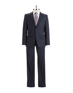 Ted Baker -  Slim Fit Two-Piece Suit