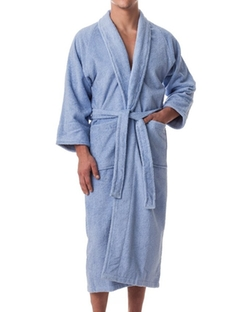 Exceptionalsheets - Egyptian Cotton Terry Cloth Robe