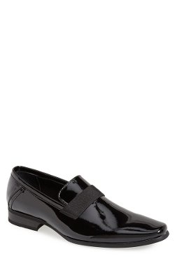 Calvin Klein - Bernard Venetian Loafer Shoes
