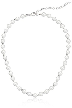 Napier - Back To Basics Pearl Necklace