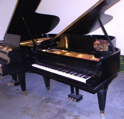 Mason & Hamlin - 2009 BB Grand Piano