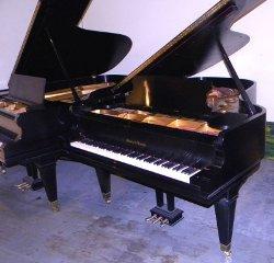 Mason & Hamlin - 2009 BB Grand Piano