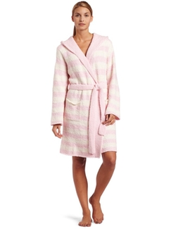 Casual Moments  - Marshmallow Hooded Robe