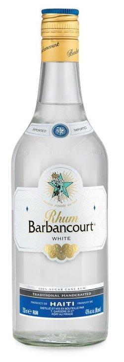 Barbancourt - White Rum